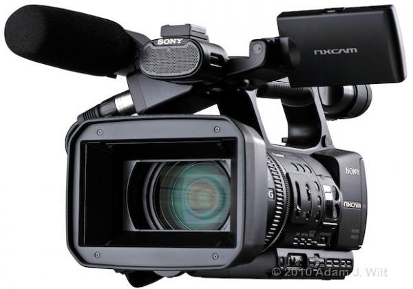 Видеокамера Sony Hxr Nx5e Инструкция