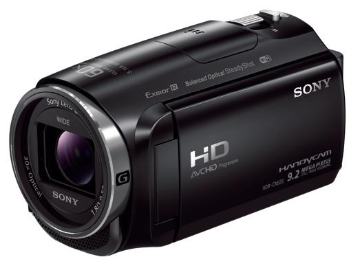 SONY HDR CX620